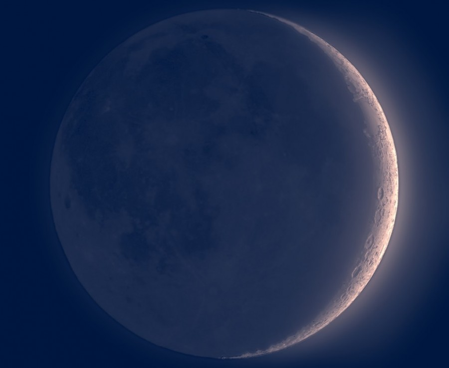 June's new moon