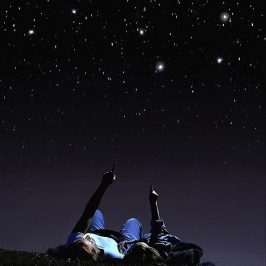 How Long Will I love You….As long as stars are above you
