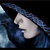 July Full Moon dedicated to the Goddess Morrigan