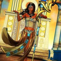 Full Moon dedicated to Wadjet the Egyptian snake Goddess – November 14/15