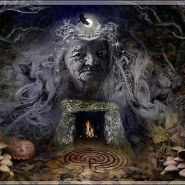 Full Moon Meditation Dedicated to the Crone