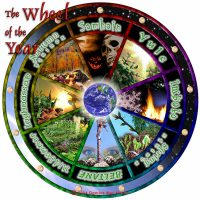 The Goddess Awakens As the Wheel Turns