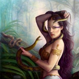 February 10th/11th  Full Moon Lunar Eclipse dedicated to Lilith