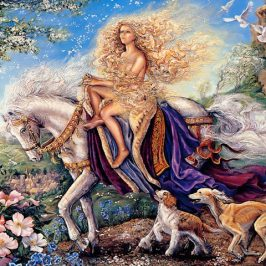 June 9th Full Moon – Dedicated to Epona