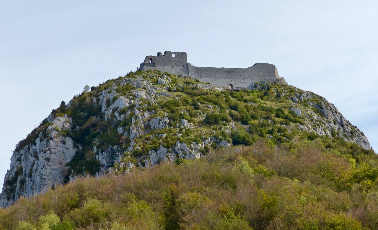 Cathars Montsegeur