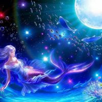 February 23rd – New Moon dedicated to the Mermaid