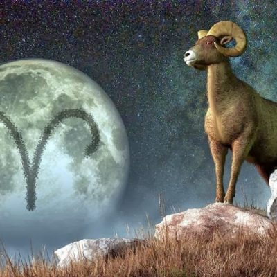 full Moon Aries