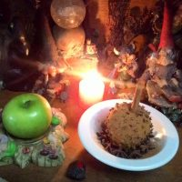 October 31st – SAMHAIN – Celebration in the Northern Hemisphere
