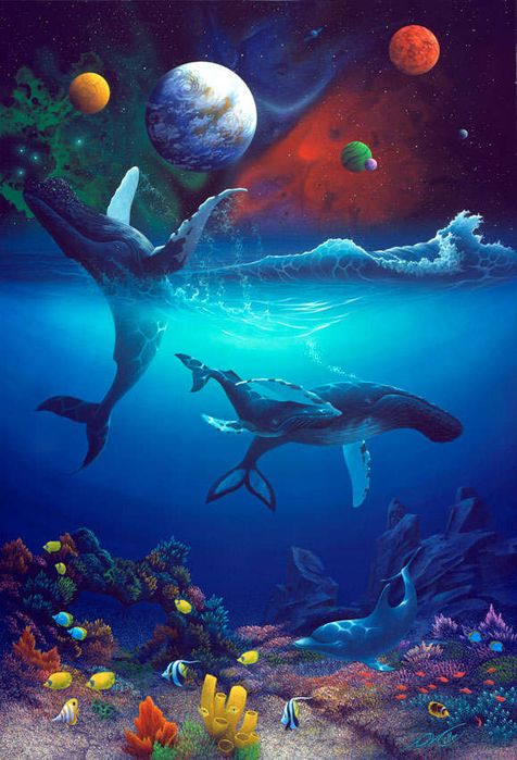 earth whales