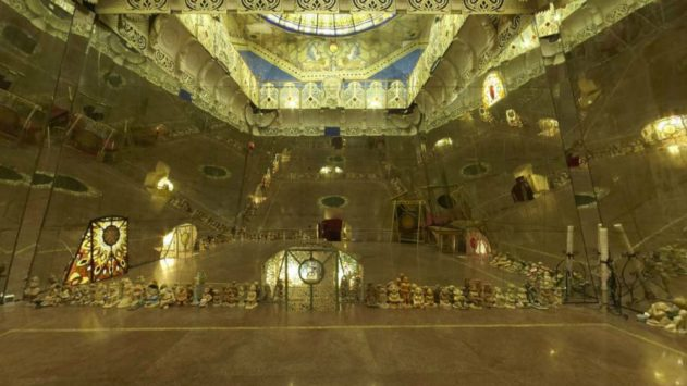 temple of mirrors