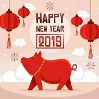 February 5th – Chinese New Year – Year of the Earth Pig