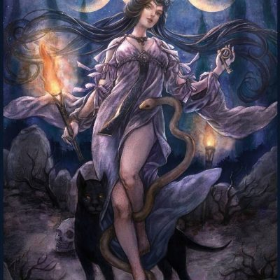 Witch Hekate
