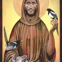 New Moon and the Message of Saint Francis of Assisi