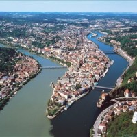 Day Two – The Three Rivers of Passau and a very unexpected healing