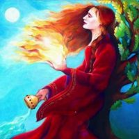 August 1st – Imbolc – New Moon – Southern Hemisphere