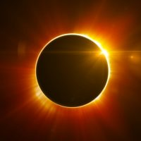 August 21st – Total Solar Eclipse with the Black Jaguar – Meditation