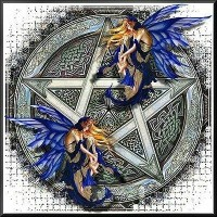 Northern Hemisphere Faery Magick Full Moon