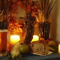 August 1st – Lammas – The Festival of Bread