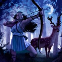 "Goddess of the Hunt Meditation ""Diana"""