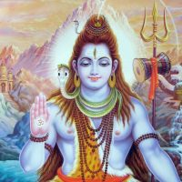 September Meditation to Shiva