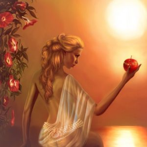 The Apple Goddess