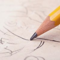 Life is art……….drawing without an eraser