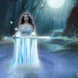 March 31st/April 1st – Merlin Full Moon Ritual