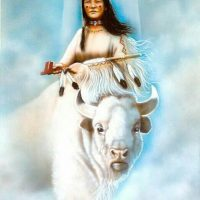 November 23rd – 24th Full Moon Meditation Dedicated to White Buffalo Woman