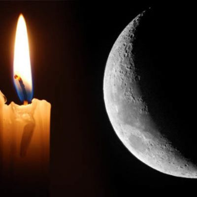 candle new moon